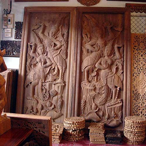 Timber Doors Timber Custom Doors Timber Carved Doors
