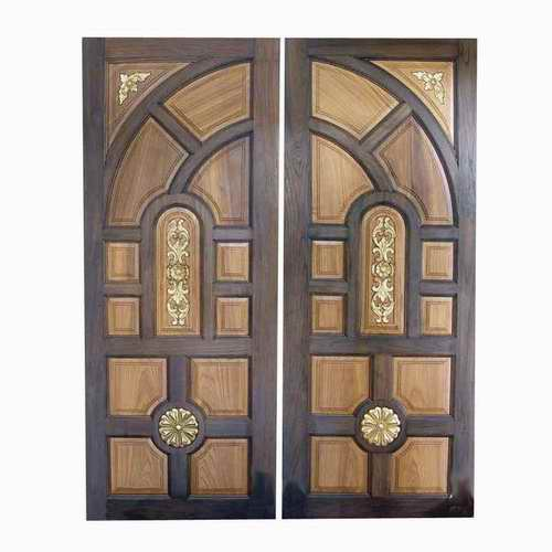 Front doors creative ideas wood exterior door for Residential entry doors