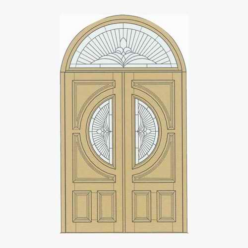 Arched Doors Arched Wood Doors Teak Arched Doors Custom Arched Doors Round Top Doors