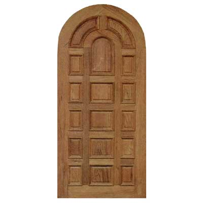 Courses for men as taught by women part 2 for Arch door design